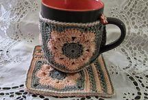 Crochet nips for the home