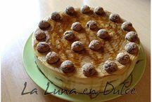 Mis recetas dulces / Mis recetas dulces... Las que podéis encontrar en mi blog