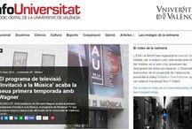 Publicacions / Publicacions a la Universitat de València