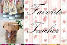 Teacher Gifts / by Shannon Cole