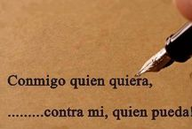 Refranes,frases, ........