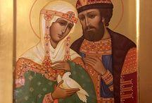 Sfinții Petru și Fevronia din Murom