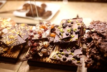 William Curley Chocolate Slabs