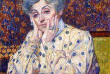 Painting - portrait