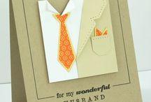 Male cards/ Mannenkaarten / Kaarten en projecten voor mannen en jongens