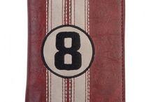 Portes cartes et portefeuilles / Dans la série des portefeuilles et portes-cartes http://fouduvolant.com/51-petite-maroquinerie