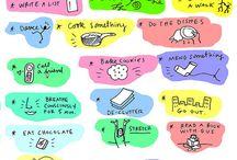Lists. / by Felicia Barkman