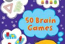 Brain/Educational Games / Teaching aids, exercises,games, toys to help develop the brain.