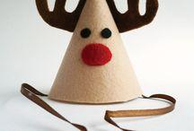 χριστουγγενιατικο καπελο