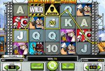 Slot Machines Game / Slot machines, jackpots, reels and wheels of video slots games, bonus slots games and one arm bandits slots