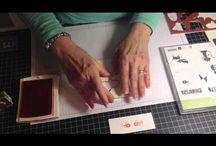 Reverse Image stamping