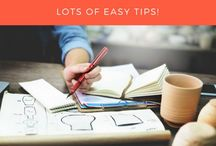 How to Sell on Etsy / Learn how to sell on Etsy with tried and true tips and tricks from successful sellers.