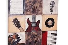 Music Room / by Danielle Soto-Marrufo