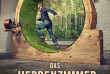 Neulant van Exel - Hornbach - Das Herrenzimmer / Set Design - Werbespot mit Heimat & EASYdoesit