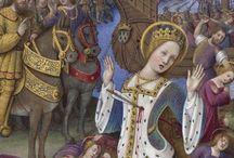 Fabric patterns - Renaissance/Medieval