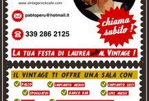 Vintage Cafè - Music Club - Sassari / Vintage Cafè - Music Club Vintage Club with Cafè, Pub, Live Music viale Adua 6, Sassari (Sardinia) - Italy