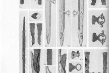 Ножи и саксы