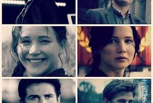 Hunger games:)  / by Anika Howe