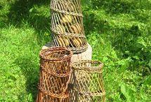 Basket- burkina- rangleflett