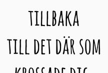 Citat Svenska