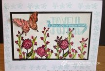 Natures Perfection Stampin' Up! / Stampin' Up!