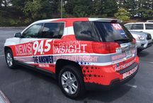 Cars & Trucks / Expand your business by utilizing vehicle/truck wraps & graphics with our afforable rates!