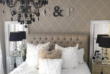 łóżko i sypialnia