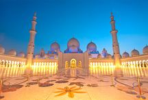 アブダビ モスク
