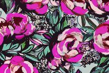 Blomstret mønster