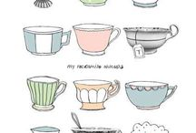 Teacups / by brittney boe