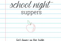 Dinner Ideas / by Brenda Culliton
