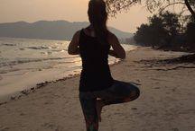 yoga oefenigen