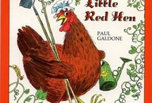 The Little Red Hen Theme