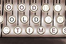 Good old time / by Elfenkrokus