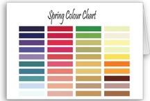 Spring Colour Type