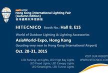 Hong Kong Int'l Lighting Fair 2015 / Hitecnico LED lights will be exhibited at booth no. Hall 8 E15 at AsiaWorld-Expo, Hong Kong during 28-31 Oct 2015.