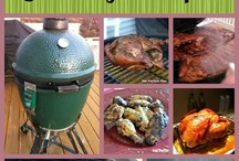 BIG GREEN EGG getting your grill on