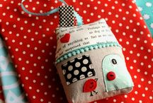 Little Sewing Stash Busting Projects / by Michelle Gummow