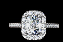 Engagement Rings / by Veronica Homan