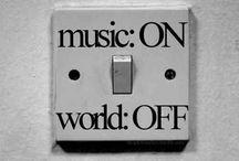 Música  / Minhas músicas, meu mundo.