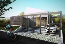 D-House / Programmatic : Housing Location : Lembang , Indonesia   gubah ruang #gubahruang  www.gubahruang.com