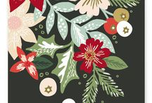 Christmas | Illustrations