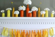 Sunshine Baby Shower / by Rebecca - Ideal Events & Design