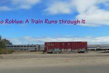 Passenger Train Nostalgia