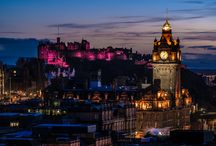 Edinburgh / The sights and wonders of Beautiful Edinburgh