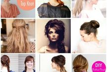 Hairstyles / Hairstyles / by Alanna Brown