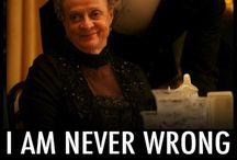 Fandom: Downton Abbey / by Michelle Simpson