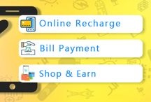 Online Mobile Recharge and Bill Payment