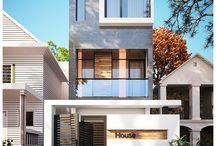 Infill House Architecture