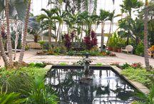Gardens to visit in Rhode Island